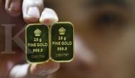 Harga emas Antam bisa tembus Rp 600.000 pekan ini