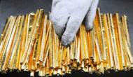 Harga emas Antam menguat lagi